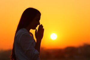 Meditación al alba